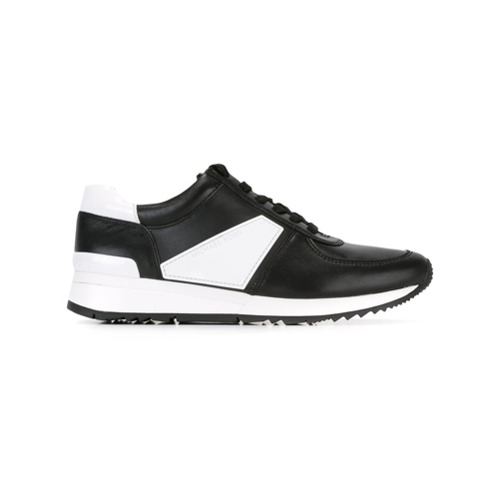 Imagen principal de producto de Michael Michael Kors zapatillas Allie - Negro - MICHAEL Michael Kors