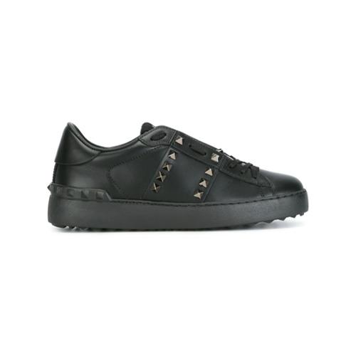 """Imagen principal de producto de Valentino zapatillas """"Rockstud Untitled"""" Valentino Garavani - Negro - Valentino"""