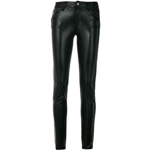 Imagen principal de producto de Just Cavalli pantalones con diseño de cinco bolsillos - Negro - Just Cavalli