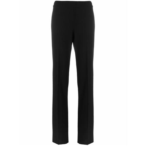 Imagen principal de producto de Emporio Armani pantalones de vestir ta - Azul - Emporio Armani