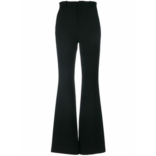 Imagen principal de producto de Gucci pantalones bootcut - Negro - Gucci