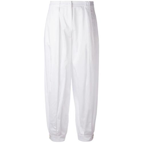 Imagen principal de producto de Jil Sander Navy pantalones tapered - Blanco - Jil Sander Navy
