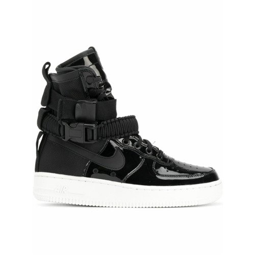 Imagen principal de producto de Nike zapatillas Special Field Air Force 1 SE Premium - Negro - Nike