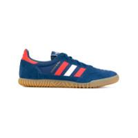 Adidas Tênis De Couro 'indoor Super' - Azul