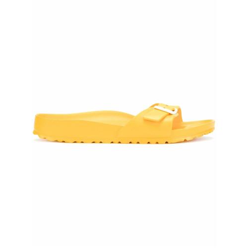 Imagem de Birkenstock Madrid Eva pool slides - Amarelo E Laranja