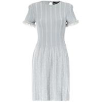 Emporio Armani Vestido Listrado - Unavailable