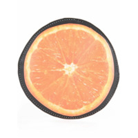 Cityshop Carteira 'orange' - Preto