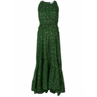 3.1 Phillip Lim Vestido De Festa Em Seda Estampado - Green