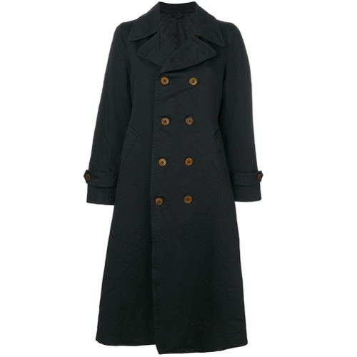 comme-des-garcons-casaco-longo-com-abotoamento-preto