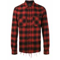 Amiri Camisa 'check Core' - Vermelho