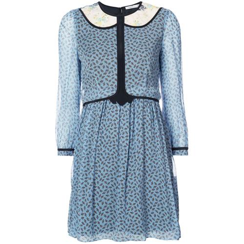 coach-vestido-semi-translucido-de-seda-azul