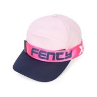 Fenty X Puma Boné Com Faixa - Pink