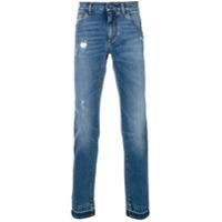 Dolce & Gabbana Calça Jeans Bootcut - Azul