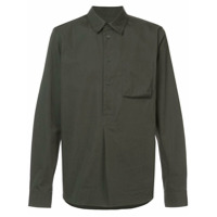A.p.c. Camisa 'soldier' - Green