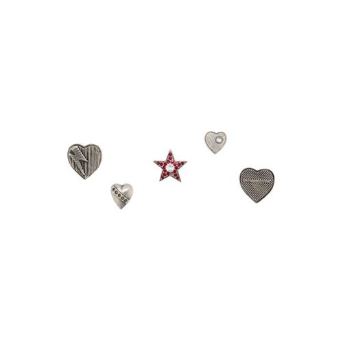 Imagem de Saint Laurent Conjunto com 5 broches - Grey