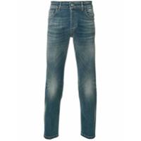 Entre Amis Calça Jeans Reta - Azul