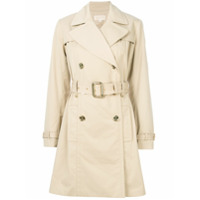 Michael Michael Kors Trench Coat Curto - Nude & Neutrals