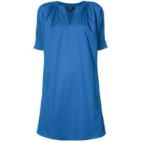 Derek Lam Vestido Decote V - Azul