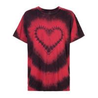 Amiri Camiseta Estampada - Vermelho