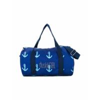 Duskii Girl Bolsa De Algodão Estampada - Azul