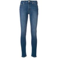 Liu Jo Calça Jeans Slim - Azul