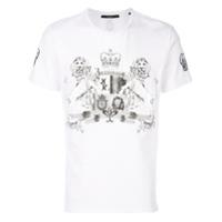 Billionaire Camiseta Com Estampa - Branco