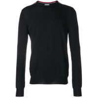 Dior Homme Blusa De Lã - Preto