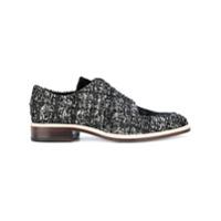 Lanvin Sapato Com Padronagem - Preto