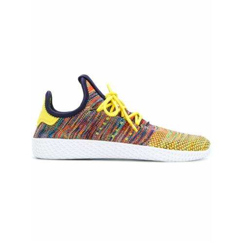 Imagem de Adidas By Pharrell Williams Tênis 'Originals x Pharrell Wililams Tennis Hu' - Amarelo E Laranja