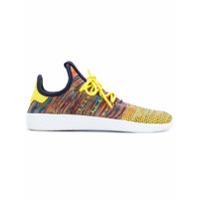Adidas By Pharrell Williams Tênis 'originals X Pharrell Wililams Tennis Hu' - Amarelo E Laranja