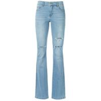 Amapô Calça Jeans New Boot Cut Maui - Azul