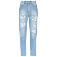 Amapô Calça Jeans Mom´s - Azul