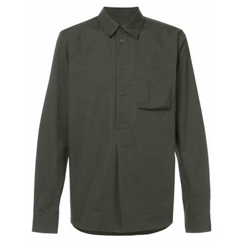 Imagem de A.P.C. Camisa 'Soldier' - Green