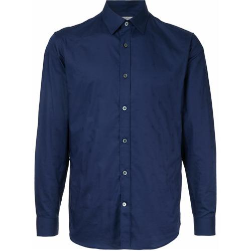 Gieves & Hawkes Camisa clássica - Azul