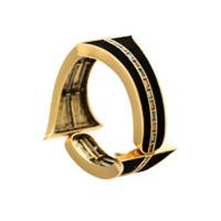 Camila Klein Bracelete Com Recortes - Metallic