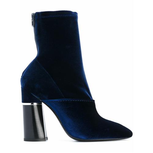 Imagem de 3.1 Phillip Lim Ankle boot de veludo - Azul