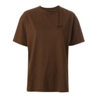Dust Camiseta Lisa - Brown