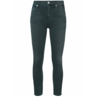 Citizens Of Humanity Calça Jeans Skinny Cropped - Grey