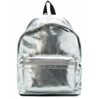 Saint Laurent Mochila 'city' - Metallic