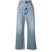 Simon Miller Calça Jeans Pantalona - Azul