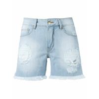Amapô Short Jeans - Azul