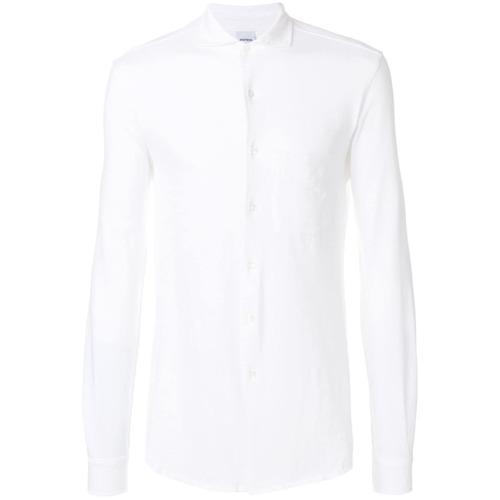 Imagem de Aspesi Camisa slim - Branco