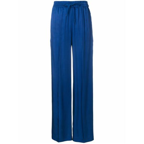 Tommy Hilfiger Calça Pantalona Esportiva - Azul