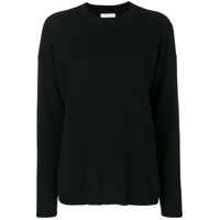 Equipment Blusa De Cashmere - Preto