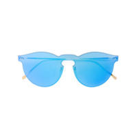 Illesteva Óculos De Sol 'leonard Mask' - Azul