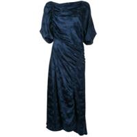 Bianca Spender Vestido 'panther' - Azul