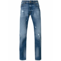 Diesel Calça Jeans 'thavar' - Azul