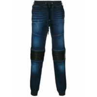Philipp Plein Calça Jeans 'suns' - Azul