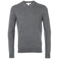 Comme Des Garçons Shirt Suéter Com Contraste - Grey