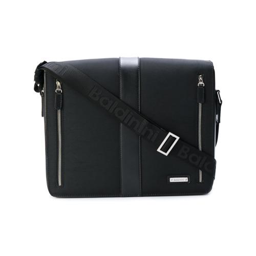 Imagem de Baldinini Bolsa para notebook com logo - Preto